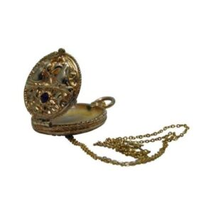 Macua nest Bird amulet